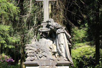 Klaus Ziegner – Ohlsdorfer Friedhof 03.06.2020 – Ohne Namen