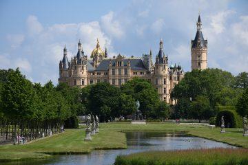 Wolfgang Scheffler - Schwerin 09.06.2020 - Schweriner Schloss