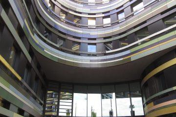 Marlies Heinsohn - Inselpark Willhelmsburg 23.07.2020 - Interessante Architektur