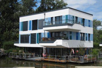 Marlies Heinsohn - Inselpark Willhelmsburg 23.07.2020 - Haus am Wasser
