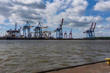 Ute Groß - Museumshafen 30.07.2020 - Ohne Namen