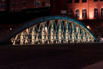 Bodo Jarren - Speicherstadt 19.08.2020 - Sandbrücke