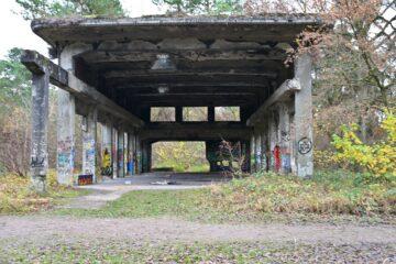 Wolfgang Scheffler - Geesthacht 29.11.2020 - Alte Lagerhalle