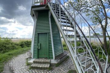 Ute - Bunthäuser Spitze 20.05.2021 - Handy mit Fischauge