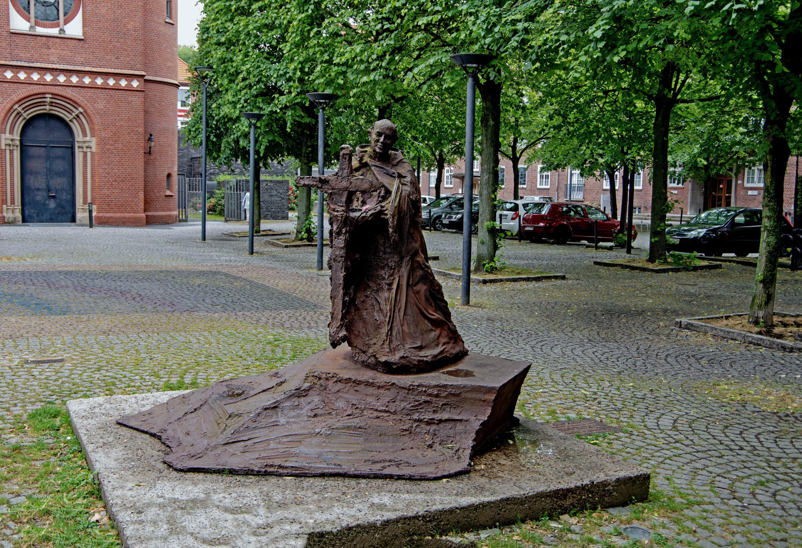 Hans Stötera - St. Georg 20.06.2021 - Heiliger St. Ansgar