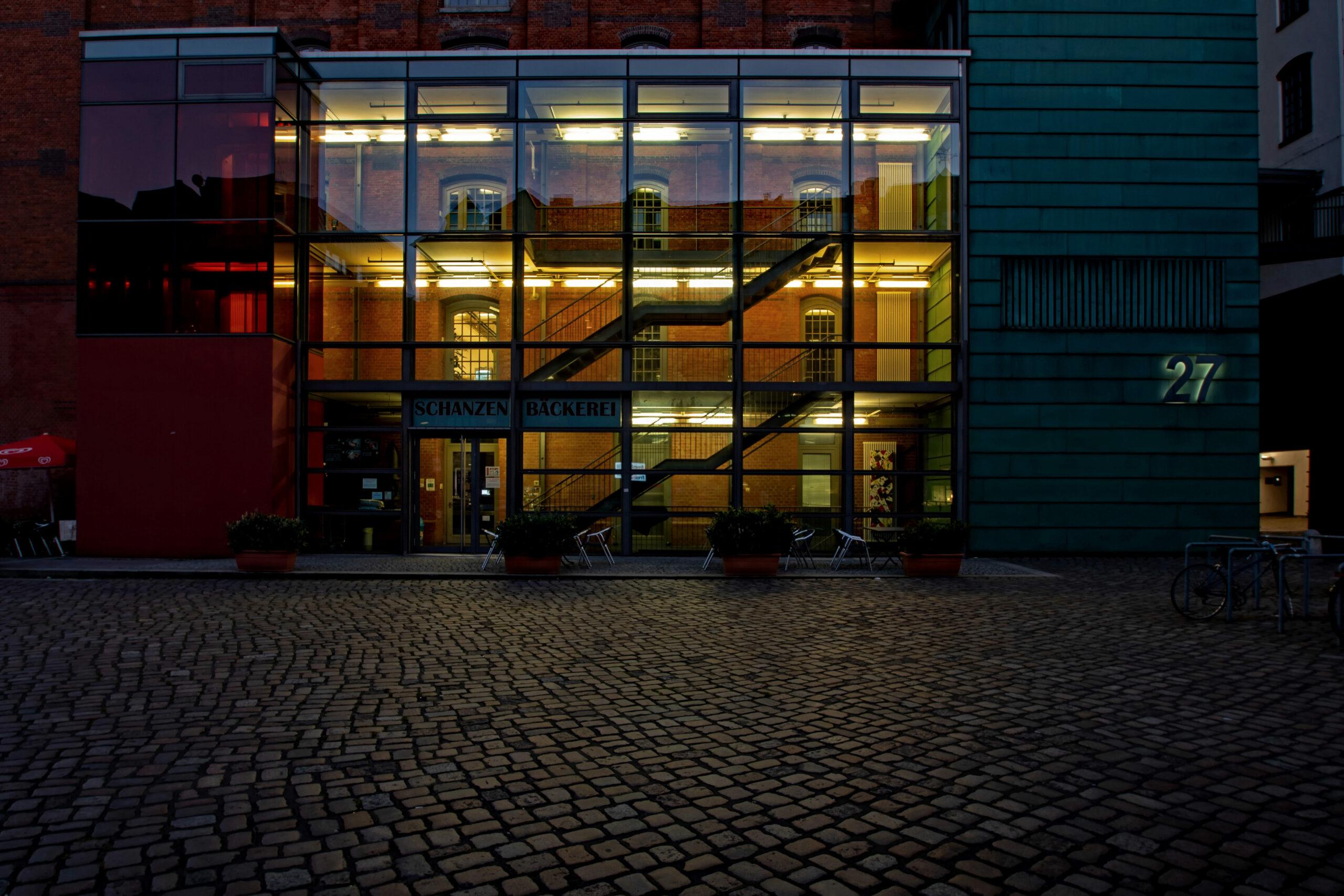 Hans Stötera - Fischmarkt am Abend 01.06.2021 - Nr.27