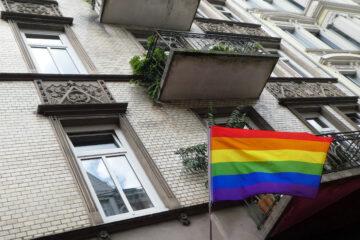 Peter Weise - St. Georg 20.06.2021 - Regenbogen