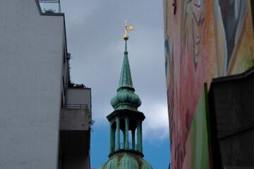 Hans Stötera - St. Georg 20.06.2021 - Turm der Dreieinigkeitskirche