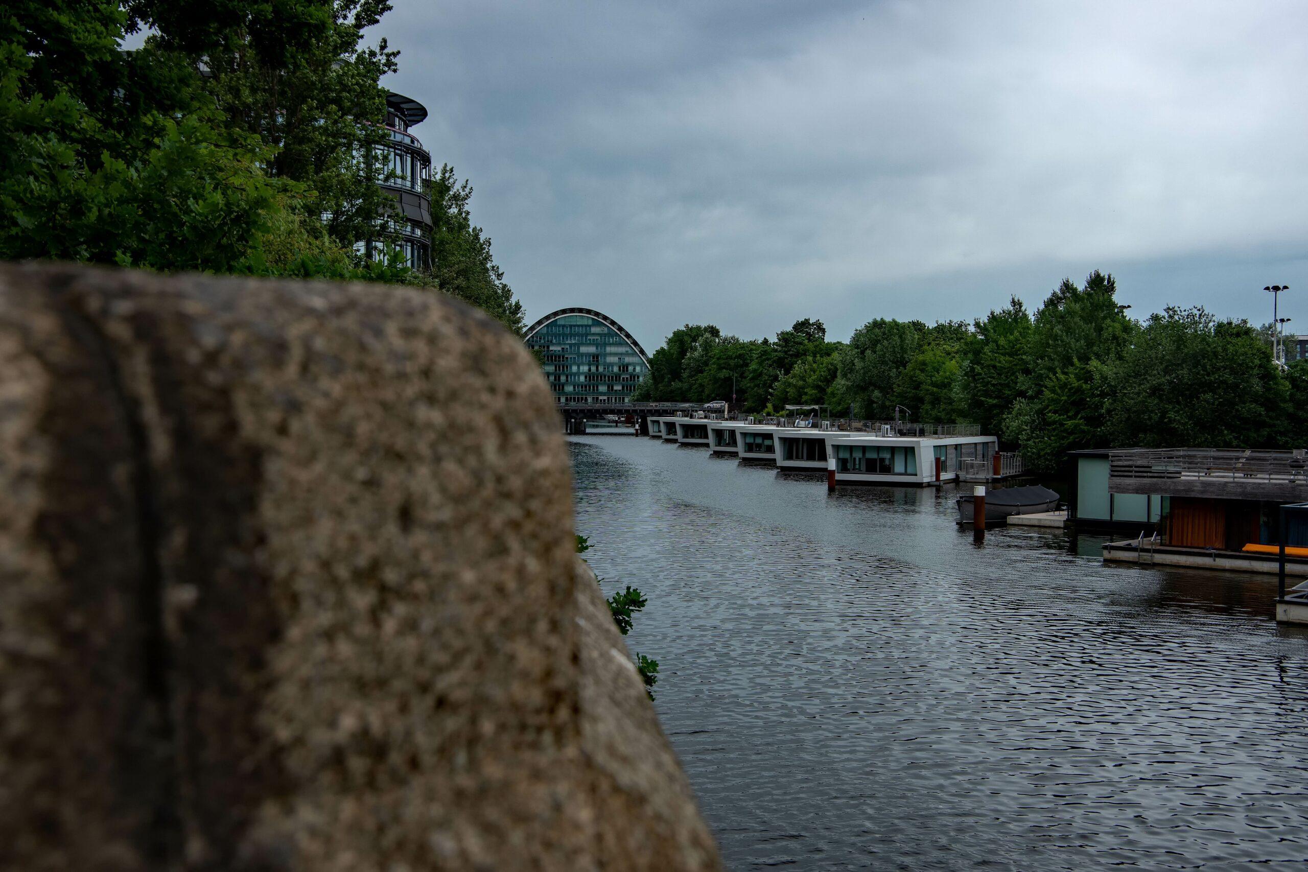 Hans Stötera - Dienstagtour 06.07.2021 - Hausbootkanal