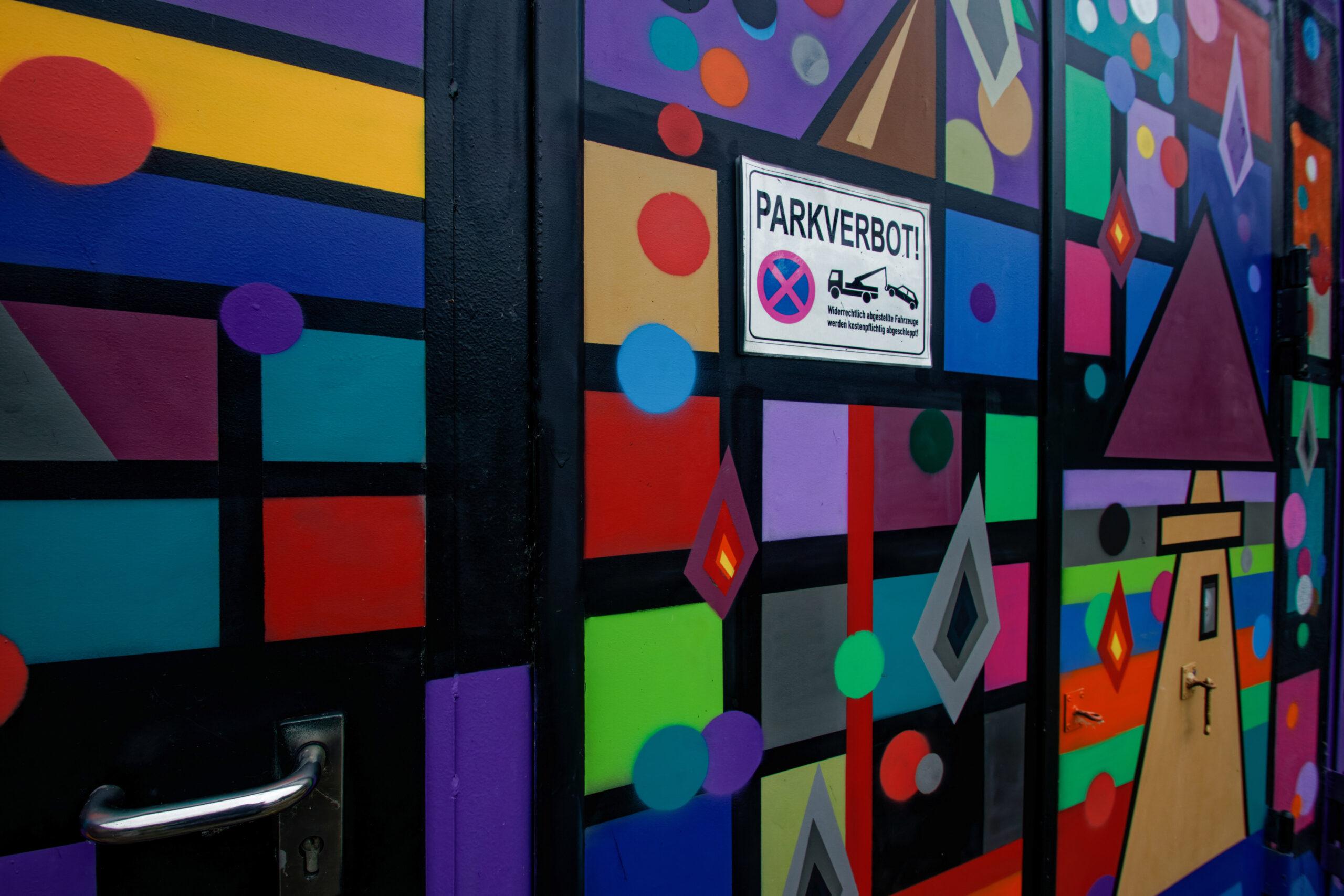 Bodo Jarren - Dienstagtour 06.07.2021 - Kunst hinterm Tor