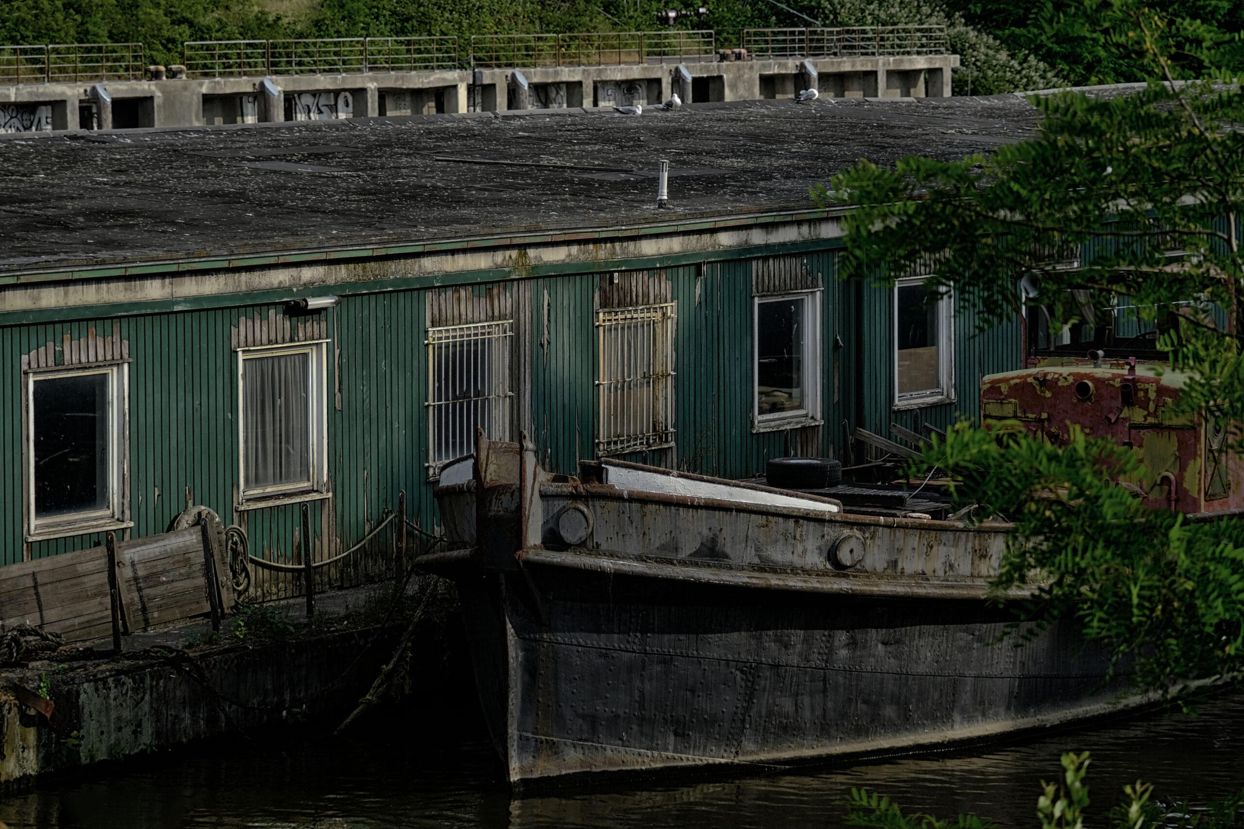 Brigitte - Feierabendtour 24.06.2021 - Pure Hafenidylle