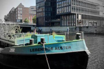 Conny - Fleete Tour 25.07.2021 - Grüner Fleck