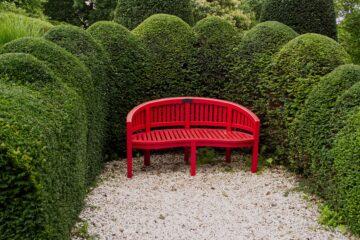 Harald Jablonsky- Arboretum Ellerhoop 03.08.2021 - Gartenbank