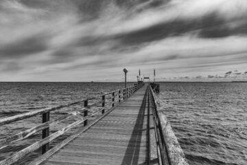 Ute - Haffkrug 24.08.2021 - Der Weg ins Meer