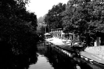 Harald Jablonsky - Hudtwalckerstraße 07.09.2021 - Ein Bootschuppen