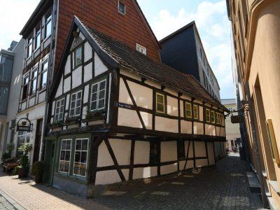Altstadt in Schwerin