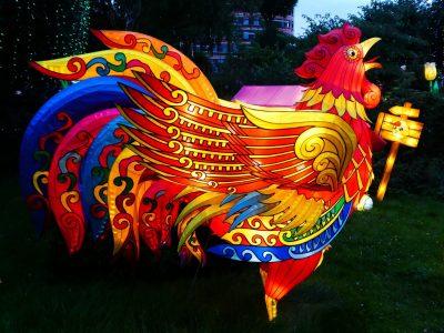 Peter Weise - Challenge 34: 06.09 - 19.09.2021 - Chinesisches Laternenfest