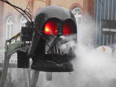 Peter Weise - Challenge 32: 09.08 - 22.08.2021 - Darth Vader Winsen Faslam