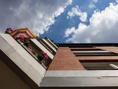 Bodo Jarren - Challenge 23: 05.04 - 18.04.2021 - Blick nach oben