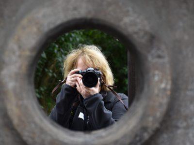 Petra Scheffler- Challenge 28: 14.06 - 27.06.2021 - Fotofreud auf der Lauer