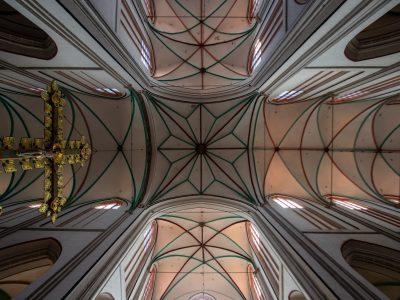 Kirchenschiff Schweriner Dom