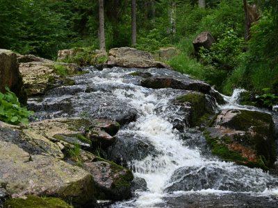 Wolfgang Scheffler - Challenge 29: 28.06 - 11.07.2021 - Kleiner Wasserfall