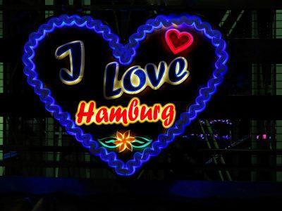 Brigitte - Challenge 34: 06.09 - 19.09.2021 - Love Hamburg