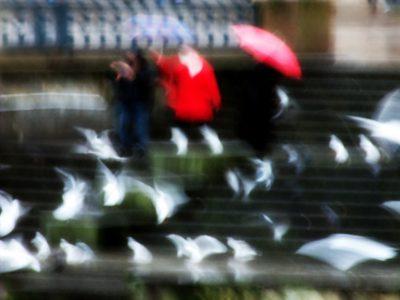 Neydhart - Challenge 27: 31.05 - Roter Regenschirm