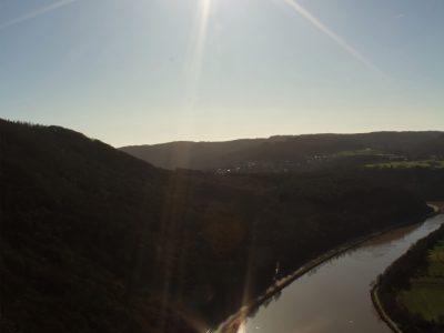 Stefan - Challenge 26: 17.05 - 30.05.2021 - Sonnenreflektionsaarschleife
